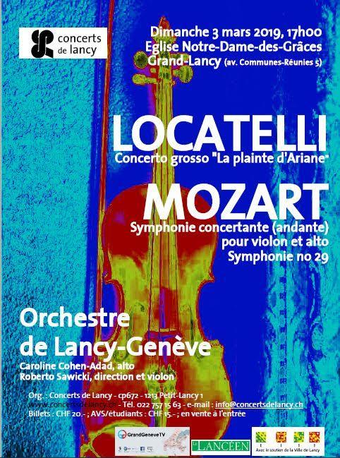 Symphonies de Mozart
