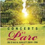 Affiche concert OLG 3 juillet 2019